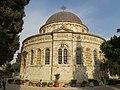 Ethiopian Church הכנסייה האתיופית Jerusalem.jpg
