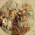 Eugène Delacroix - Apotheose des Herzogs von Buckingham - 2681 - Staatliche Kunsthalle Karlsruhe.jpg