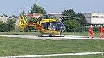 Eurocopter EC 135 SP-DXC, Opole 2018.07.23 (02).jpg