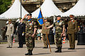 Eurocorps Strasbourg passage de commandement 28 juin 2013 27.jpg