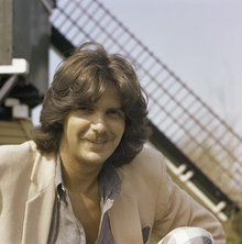 Alan Sorrenti nel 1980