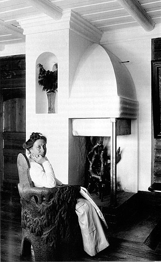 Eva Bonnier - Eva Bonnier, 1905