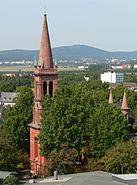 Evangelische Stadtkirche Höchst 2
