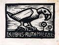 Ex libris Ruth Maetzel 1919.jpg