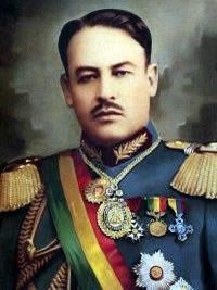 Ex presidente Carlos Blanco Galindo