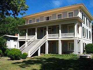 Exchange Hotel (Gordonsville, Virginia) United States historic place