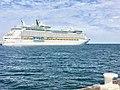 Explorer of the seas in Port Melbourne.jpg