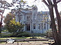 Exterior of the Western-style house of the Ikeda-shi Garden 20131106-3.jpg