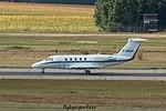 F-GGAL Cessna 650 Citation 3 C680 (29248935840).jpg