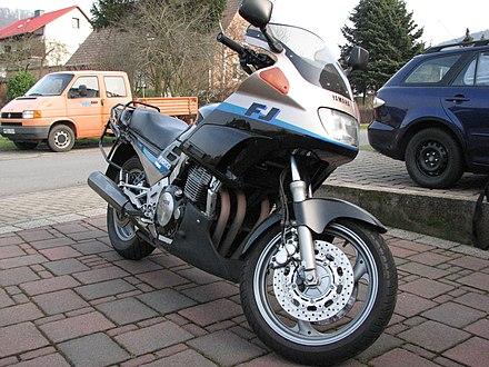 Yamaha FJ1100/1200 | Motorrad-Wiki | Fandom powered by Wikia