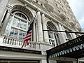 Facade of Hermitage Hotel - Nashville - Tennessee - USA (10234071866).jpg
