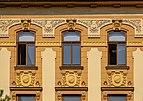 Facade of the building at Zámecká 8, Ostrava, Czech Republic 13.jpg