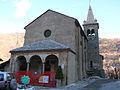 Facciata Chiesa di Saint-Germain in restauro.JPG
