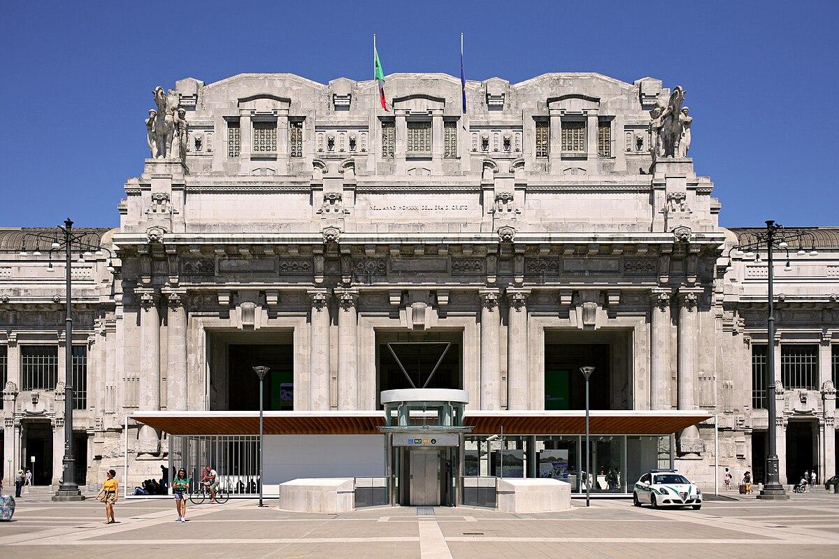 stazione di milano centrale wikipedia
