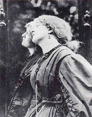 Fanny Cornforth - Photograph of Fanny Cornforth