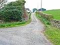 Farm and driveway near Lochnaw Castle - geograph.org.uk - 316939.jpg