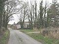 Farm buildings at Bodvel Hall - geograph.org.uk - 678213.jpg