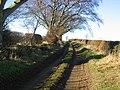 Farm track, Upper Keith. - geograph.org.uk - 83014.jpg