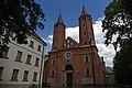 Fasada główna bazyliki katedralnej Wniebowzięcia Najświętszej Maryi Panny w Płocku.jpg