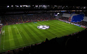 F.C. Copenhagen - Parken Stadium