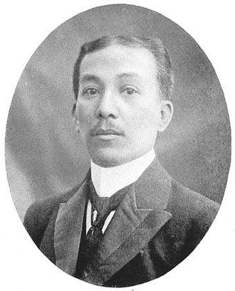Felipe Agoncillo - A portrait of Felipe Agoncillo.