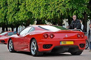 Ferrari 360 - 360 Modena