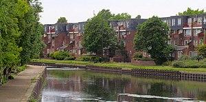 Tottenham Hale - Image: Ferry Lane Estate 2