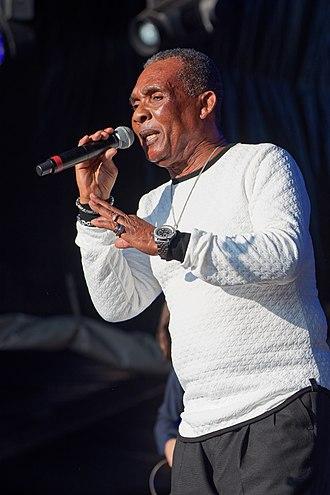 Ken Boothe - Ken Boothe in concert in 2018
