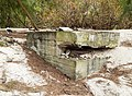 Figure 34- Concrete Pillbox (Property No. S-3), Midway Atoll, Sand Island (April 15, 2015) (26029850421).jpg