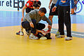 Finale de la coupe de ligue féminine de handball 2013 074.jpg