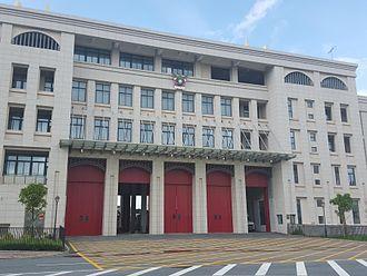 Corpo de Bombeiros de Macau - UM Fire Station