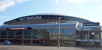 2002–03 NCAA Division I men's ice hockey season - First Niagara Center