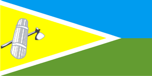 Isabel Province - Image: Flag of Isabel Province Solomon Islands
