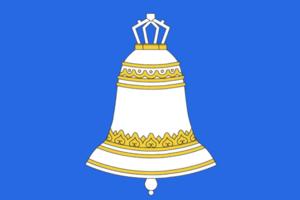 Zvenigorod - Image: Flag of Zvenigorod (Moscow oblast)