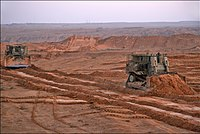 Flickr - Israel Defense Forces - IDF D9s hold drill 1a.jpg