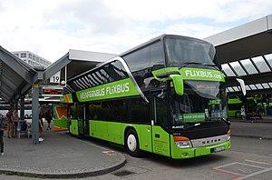 Flixbus - Setra S 431 DT