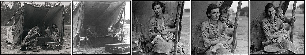 Florence Owens Thompson montage by Dorothea Lange.jpg