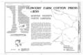 Flowers Farm Cotton Press, State Route 1826, Morven, Anson County, NC HAER NC,4-MORV.V,1- (sheet 1 of 3).png