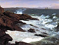 Fog off Mount Desert Frederic Edwin Church.jpg