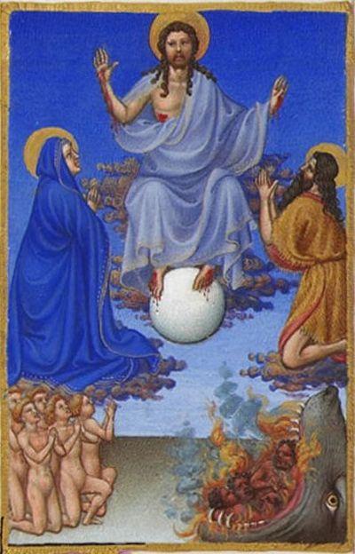Folio 34r - The Last Judgement.jpg