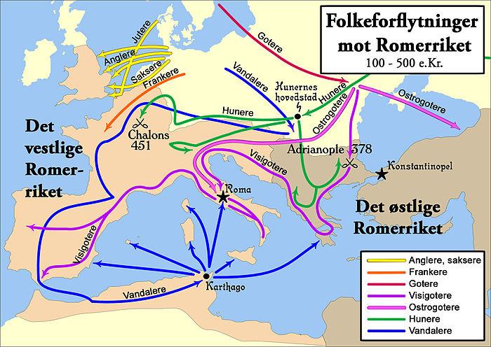 Tidlig Middelalder Wikiwand