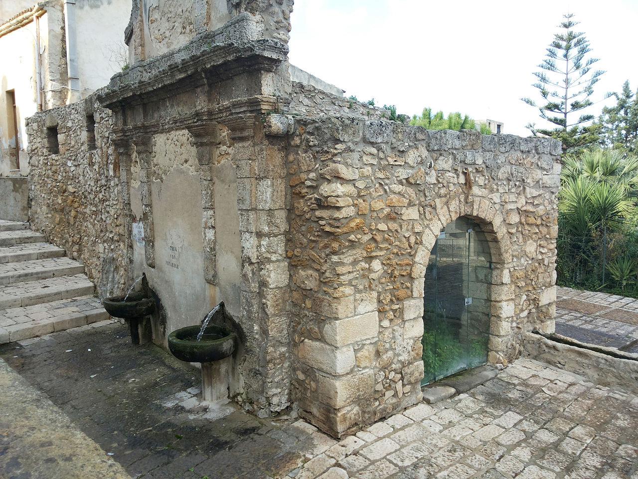 File fontana araba alcamo vista for Fontane antiche