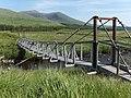 Footbridge, Abhainn Shira - geograph.org.uk - 204628.jpg