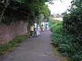 Footpath, Godstone, Surrey - geograph.org.uk - 578747.jpg