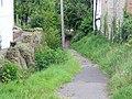 Footpath, Urchfont - geograph.org.uk - 1430132.jpg