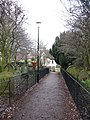 Footpath through the churchyard - geograph.org.uk - 1087168.jpg