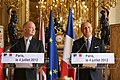 Foreign Secretary with French Minister of Foreign Affairs (7506692796).jpg