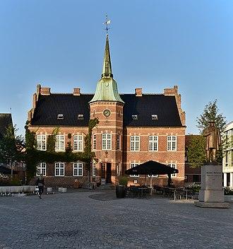 Old Town Hall (Silkeborg) - Silkeborg old town hall.