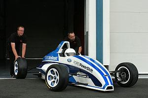 British Formula Ford Championship - 2012 Formula Ford EcoBoost Car