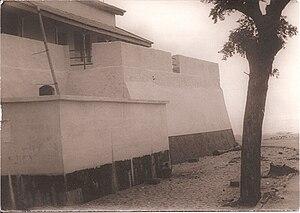 Fort Prinzenstein - Fort Prinzestein (image 2) in 1970.